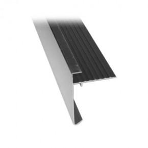 Dakrandprofiel plat 35x35 mm lengte 2.5 meter