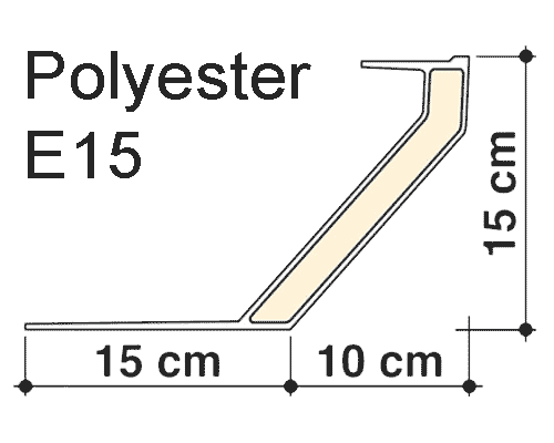 Opstand E15 Polyester